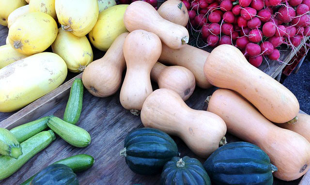 Keeping Healthy With Summer Squash